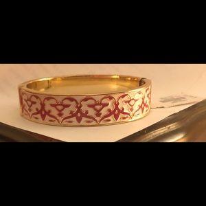 Bracelet by Talbots.  NWOT.  Cloisonné style.